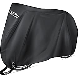 top 10 bike cover outdoor Favoto Bicycle Cover Waterproof Outdoor Bicycle Cover Thick Oxford 29inch Windproof Snow…