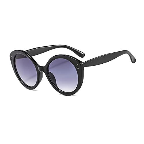 Gafas de sol para mujer, ojo de gato, señoras retro vintage estilo de diseño UV400 protección