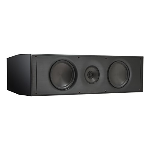 Elac AC-61GB Adante Premium Center Channel Loudspeaker Designed by Andrew Jones - Gloss Black