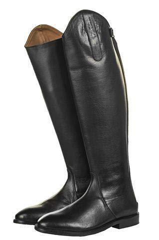 HKM Reitstiefel -Italy-,Soft Leder, kurz/Standardweite, schwarz, 40