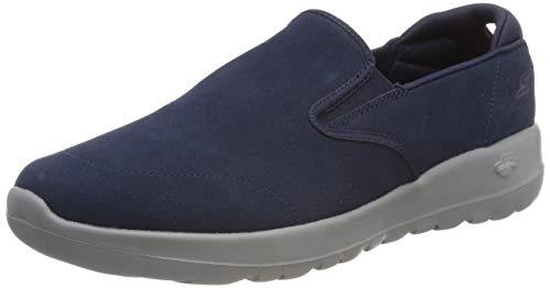 Skechers Damen Go Walk Joy Slip On Sneaker, Blau Navy Grey Nvgy, 41 EU