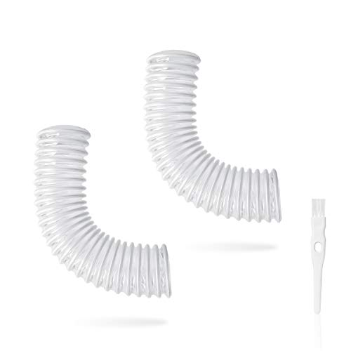 LANMU Replacement Lower Floor Nozzle Duct Hose 1-1/2