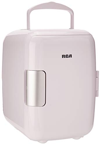 RCA Mini Refrigerador Color Blanco RC-4W
