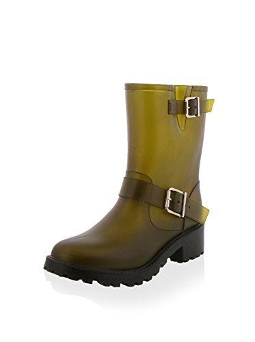 Sixtyseven Damen Chelsea Boots, Khaki, 37 EU