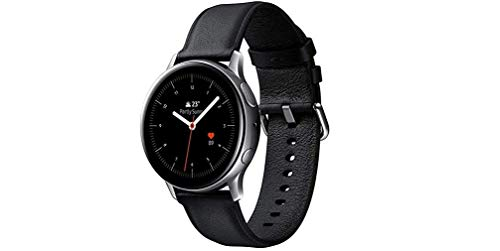 Samsung Galaxy Watch Active 2 (Bluetooth) 44mm, Stainless Steel, Silver