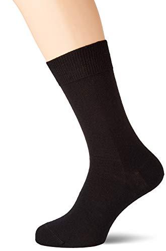 Punto Blanco 1330110 Calcetines Cortos, Negro (Negro 090), 41/42 (Tamaño del Fabricante:11) para Hombre