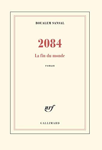 2084: La fin du monde (Blanche)
