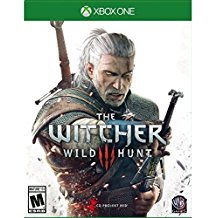 Warner Home Video Games The Witcher III: Wild Hunt XBOX One Video Game
