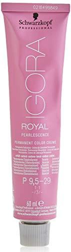 Schwarzkopf Professional Igora Royal Pearlescence Haarcolorierung P9,5-29 Pastel Lavender, 60 ml
