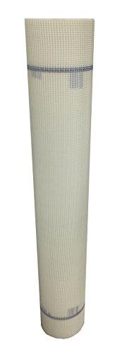 Rete portaintonaco Etag, Rete in fibra di vetro certificata Europea - Rotolo da 50 metri (160 gr/mq)