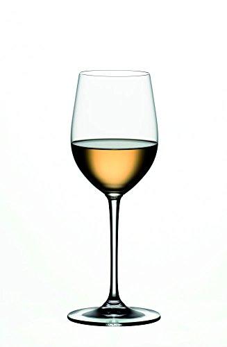 Riedel Vinum Viognier Copas de Vino, Cristal, Multicolor, 22.7x11.6x27.5 cm, 2...