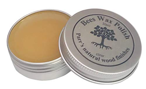 Bees Wax Polish -100% Natural Product - Completely VOC free-30ml Starter tin