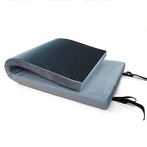 ALX-Dec Pista de Dormir de la Esponja de Viaje a Prueba de Humedad Desmontable, colchón de Esponja al Aire Libre Inicio Portátil Camping Deportes