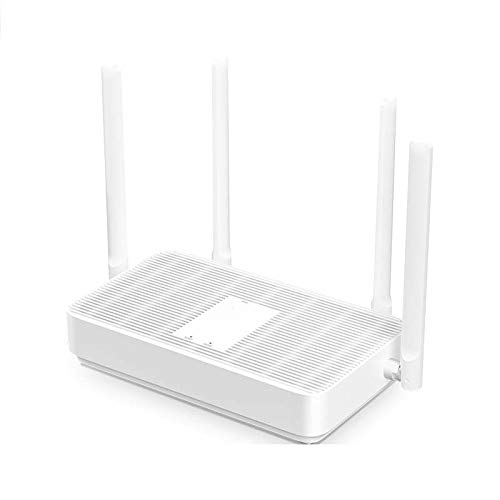 Redmi Router AX5 WiFi 6 Mesh Gigabit 2.4G/5.0GHz Dual Band Wireless Router WiFi Repeater 4 High Gain Antennas Wider Wireless Routers