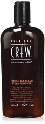 AMERICAN CREW Shampooing Quotidien pour un Lavage Profond pour tous Types de Cheveux, 450ml