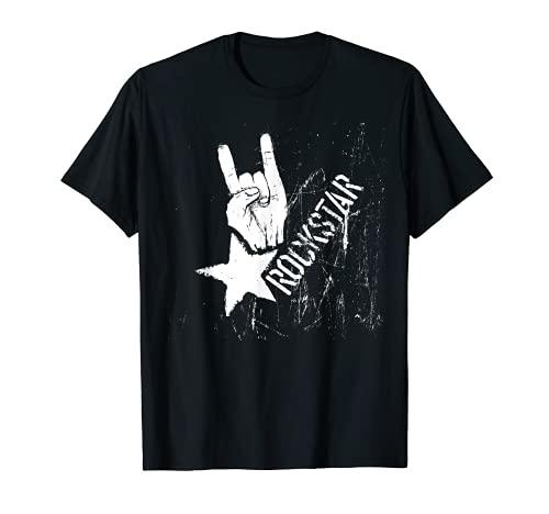Born to be Rock Star T-Shirt Rock N 'Roll–Musik Tee -