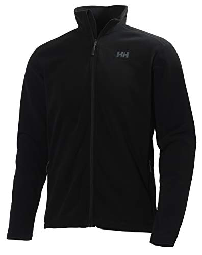 Helly Hansen Herren Daybreaker Fleece Jacket Fleece-jacke, Schwarz (Black), L