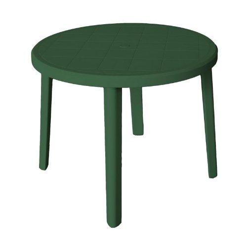 areta are039Mesa, Modelo Zeus, Verde, 92x 72cm