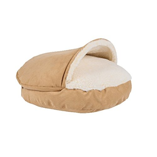 Snoozer Luxury Cozy Cave Pet Bed Review