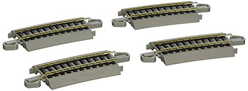 Bachmann Trains - Snap-Fit E-Z TRACK ONE-THIRD SECTION 18