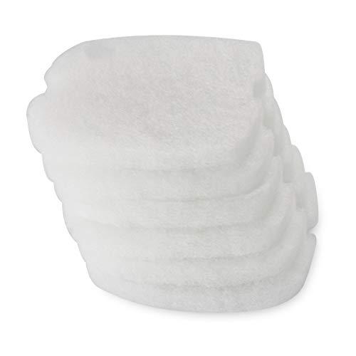 LTWHOME Remplacement Filtration De Soie Tapis Convient pour Tetratec Filtres Externes EX1200 (Paquet de 6)