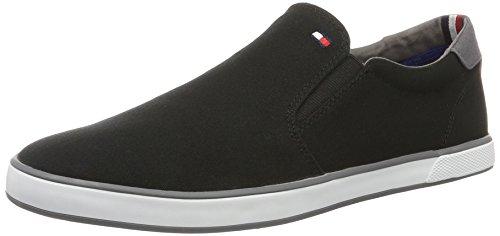 Tommy Hilfiger Iconic Slip On Sneaker, Zapatillas Hombre