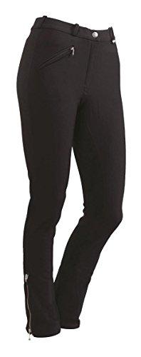 CATAGO Damen Reithose Selfoss Vollbesatz Reithose schwarz Größe 36/72