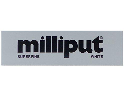 Milliput Superfine White - 2 Part Epoxy Putty (113.4 grams)
