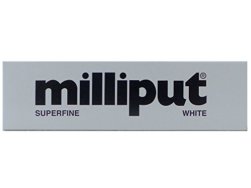 Milliput Epoxy Putty, superfein weiß