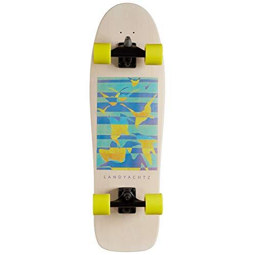 Landyachtz Surf Life Pre-Built Longboard Complete - Birds
