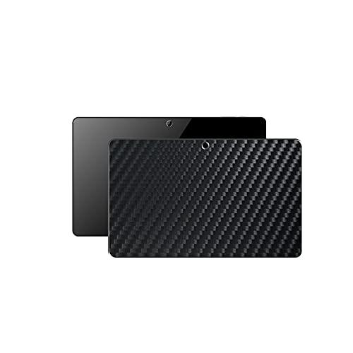 """Vaxson 2-Pack Pellicola Protettiva Posteriore, compatibile con Chuwi Vi10 Plus Hi10 Plus 10.8"""", Nero Back Film Protector Skin Cover [ Non Case ]"""