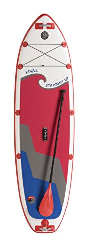 Hala Rival dritto Up Paddle Board gonfiabile SUP