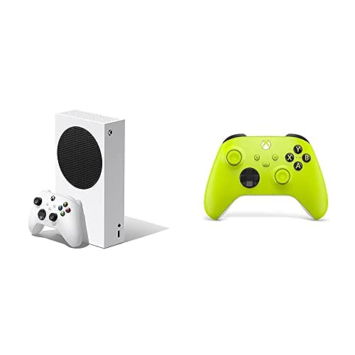 Pack Xbox Series S + Manette Electric Volt