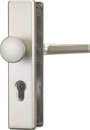 ABUS Tür-Schutzbeschlag KLS114 F2 neusilber 08300