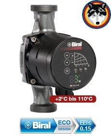 PrimAX - Premium Baulänge 130 mm RED Hocheffizienzpumpe Heizungsumwälzpumpe 25-6