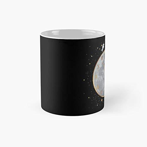 Moon 2020 Taza clásica   El mejor regalo divertidas tazas de café de 325 ml