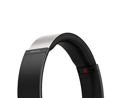 Sony MDR-XB650BT - Auriculares inalámbricos (Extra Bass, Bluetooth, NFC, diseño Plegable, hasta 30 Horas de autonomía), Color Negro miniatura