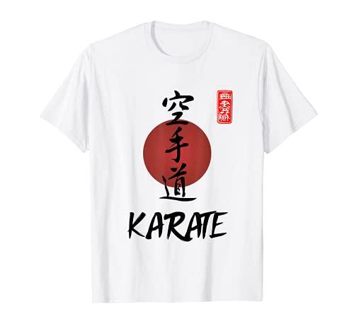 Karate japanischer Kalligraphie-Stil,...