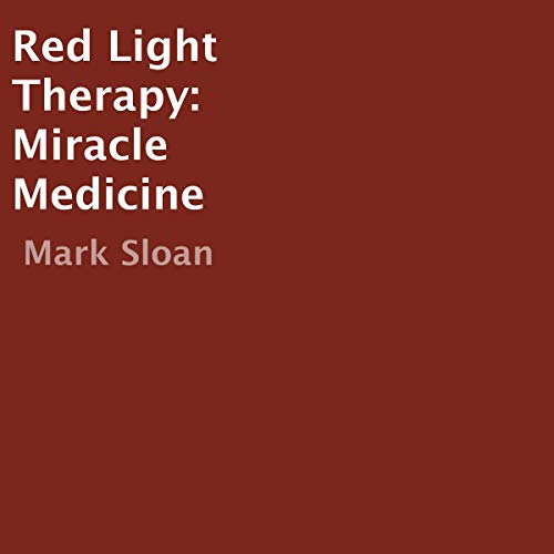 Red Light Therapy cover art