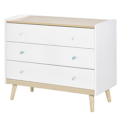 Mobiliario Infantil Almacenaje mobiliario infantil  Marca HOMCOM