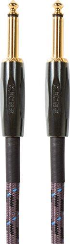BOSS BIC Instrumentenkabel, 6,35 mm Klinke Straight/Straight 20 Feet