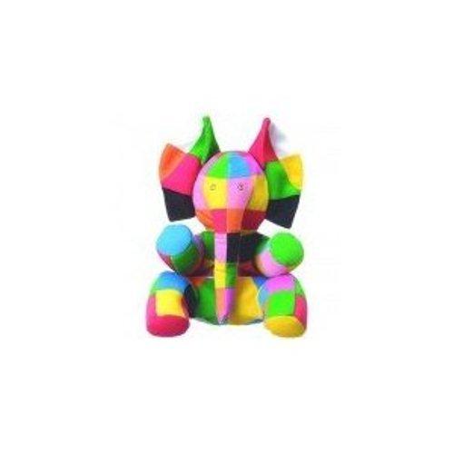 Petit jour - EL307D - Peluche Elmer