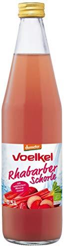 Voelkel Bio Rhabarber Schorle (1 x 500 ml)