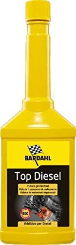 Additivo Auto Bardahl Top Diesel - 3x 250 ml