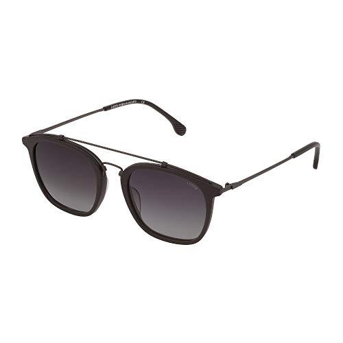 LOZZA Sonnenbrille Firenze 32 SL4228 0B28 51-20-145 Unisex braun matt Gläser Smoke Gradient