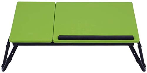N\A Mesa de Cama de la computadora portátil Plegable del Escritorio del Ordenador portátil Escritorio de pie para la Cama y el sofá para el hogar u Oficina para el sofá del Escritorio de la Cama