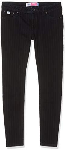 Superdry Damen Alexia Interest Jegging Jeans, Blau (Royal Stripe JRN), 38 (Herstellergröße:28/30)