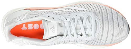 adidas Damen Solar Glide 19 Straßenlaufschuhe, Blutin/Ftwwht/Glopnk - 7