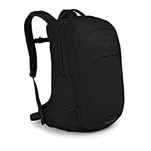 Osprey Radial 34, Unisex Everyday & Commute Pack - Black O/S