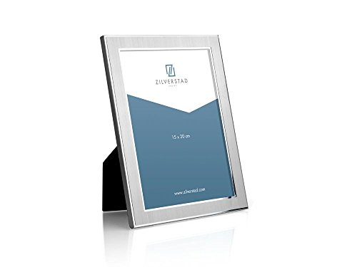 Zilverstad Fotorahmen Padua 15x20cm Aluminium, Silber, 16x173x224mm
